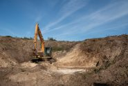 Groundworks commences on Kingsfleet development, Thetford