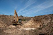 Groundworks commences on Kingsfleet development, Thetford